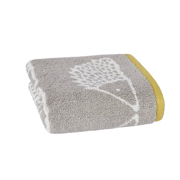 Spike Jacquard 100% Cotton Hand Towel by Scion
